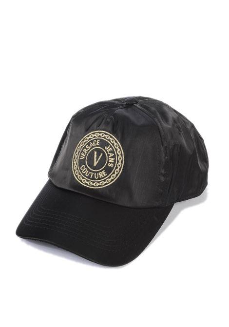 Cappello medaglia nero/oro VERSACE JEANS COUTURE   Cappelli   RK1680159-899