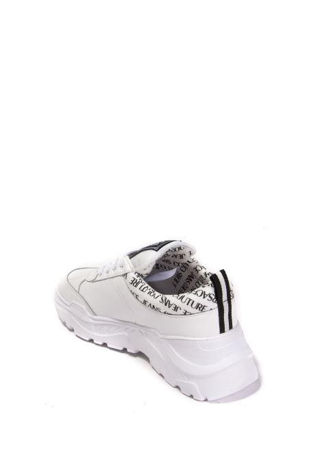 Sneaker speedtrack logo bianco VERSACE JEANS COUTURE   Sneakers   SC1ZP020-003
