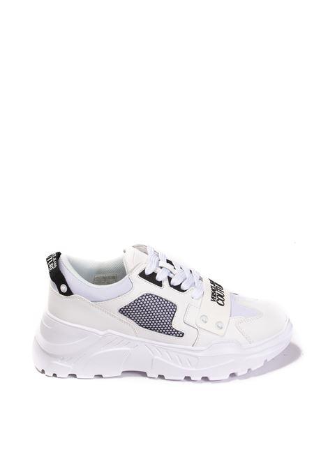 Sneaker logo bianco VERSACE JEANS COUTURE | Sneakers | SC4U71604-003