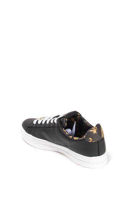 Sneaker court nero VERSACE JEANS COUTURE | Sneakers | SKLZP016-899