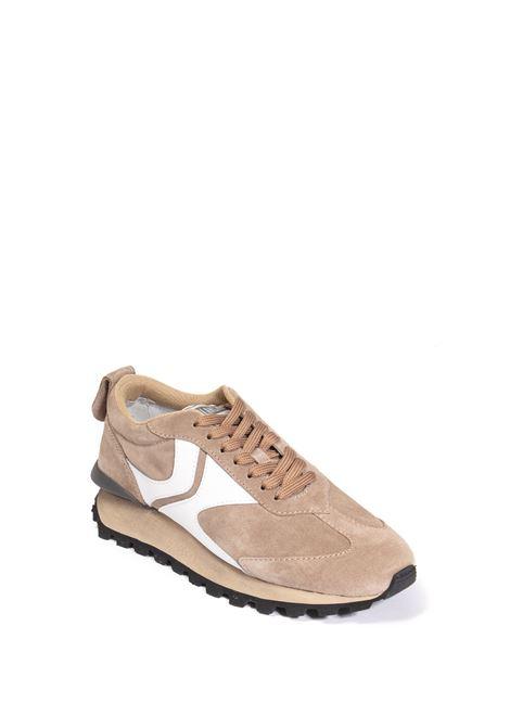 Sneaker qwark beige VOILE BLANCHE   Sneakers   2016270QWARK-1D62