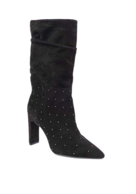 Stivale borchie nero DIEGO GARCIA | Stivali | 6300GCAM-NERO