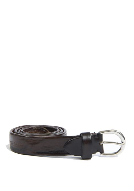 Cintura pelle moro ITALIAN BELTS | Cintura | 713/30PELLE-T.MO