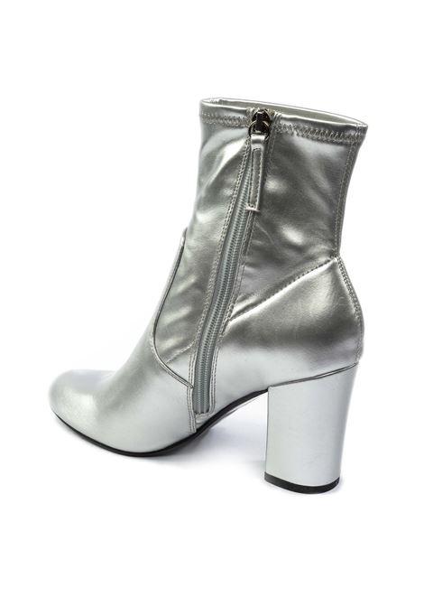 Tronchetto actual silver STEVE MADDEN | Tronchetti | ACTUALLEATHER-SILV