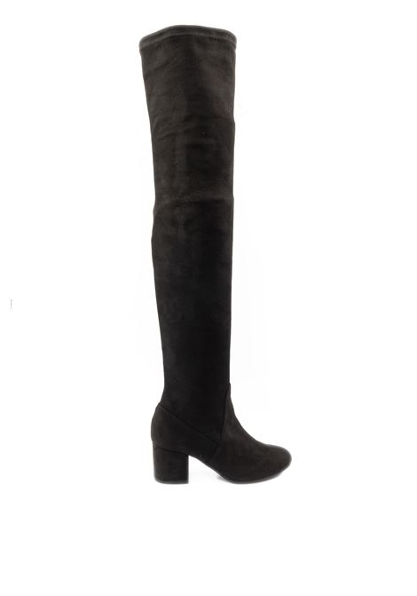 Stivale isaac nero STEVE MADDEN | Stivali | ISAACMICROSUEDE-BLK