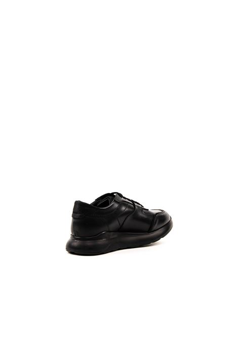 Sneaker Living nero BRIAN CRESS | Stringate | X24LIVING-NERO