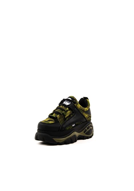 BUFFALO SNEAKER COW CAMOUFLAGE BUFFALO | Sneakers | 1339LEATHER-CAMOUFLAGE