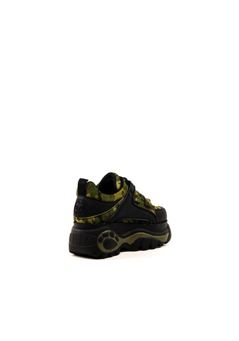 Sneaker cow camouflage fondo 70 BUFFALO | Sneakers | 1339LEATHER-CAMOUFLAGE