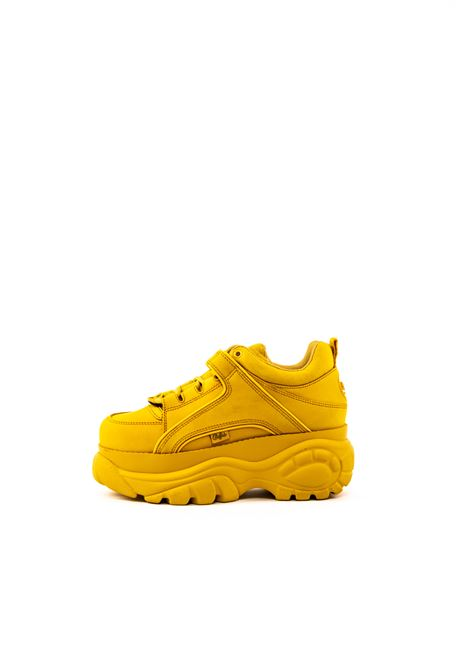 BUFFALO SNEAKER NABUK SENAPE BUFFALO | Sneakers | 1339NUBUCK-BEIGE