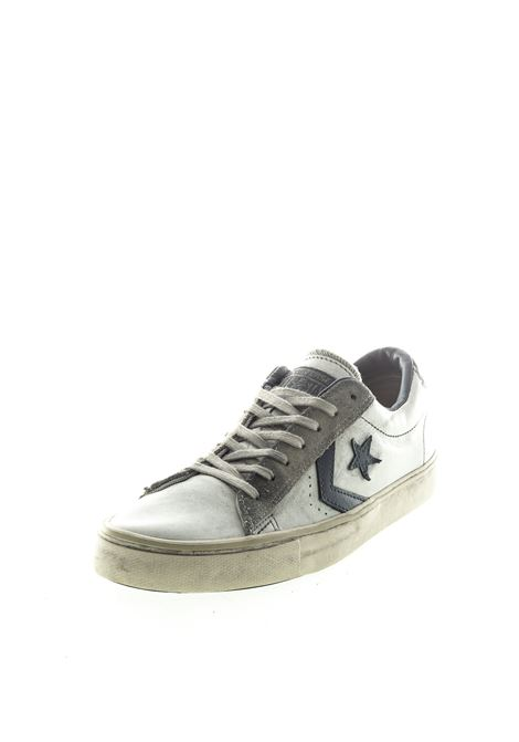 CONVERSE PRO LEATHER BIANCO/BLU CONVERSE | Sneakers | 156932UPRO LEA-WHT/NAVY