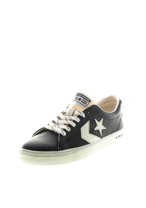 CONVERSE SNEAKER PRO LEATHER NERO CONVERSE | Sneakers | 164040DPRO LEA-BLK