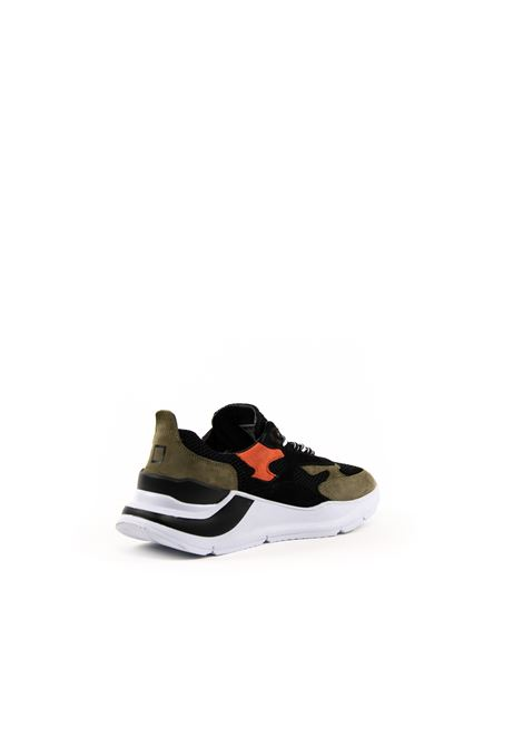 DATE | Sneakers | FUGA UPLANES-BLK