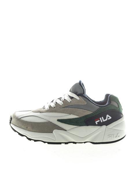 Sneaker V94M pelle/camoscio bianco/grigio FILA | Sneakers | 1010719V9M-12T