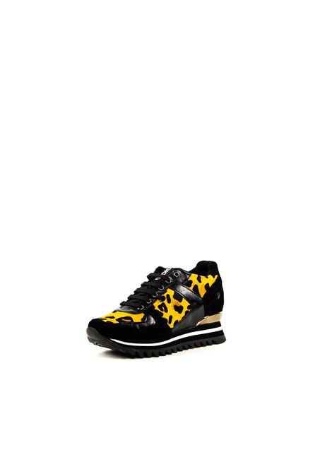 GIOSEPPO SNEAKER KAYL LEOPARD GIOSEPPO | Sneakers | 56908KAYL-BEIGE