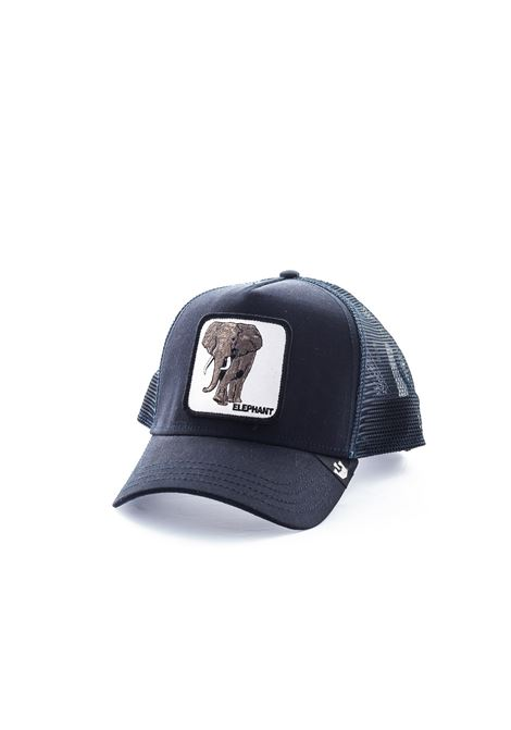 GOORIN BROS CAPPELLO ELEFANTE BLU GOORIN BROS | Cappelli | ELEPHANTTESS-BLU