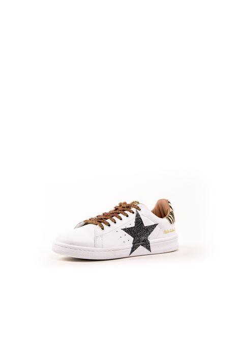 NIRA RUBENS SNEAKER DAIQUIRI ZEBRA/ORO NIRA RUBENS | Sneakers | DAIQUIRIDAST182-ZEBRA