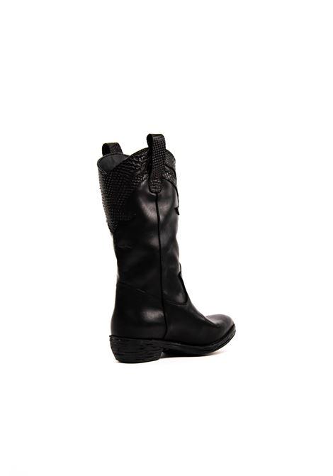 NUOVA CUOIERIA | Stivali | Z212VIT/ANAC-NERO