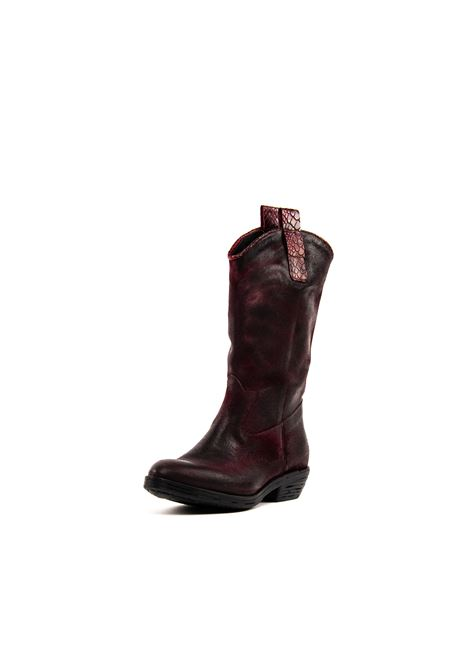 NUOVA CUOIERIA | Stivali | Z213CAM/ANAC-BORDEAUX