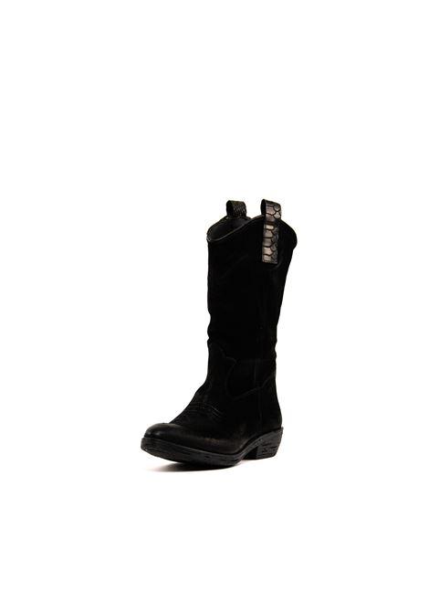 NUOVA CUOIERIA | Stivali | Z213CAM/ANAC-NERO