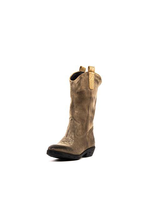 NUOVA CUOIERIA | Stivali | Z213CAM/ANAC-TAUPE