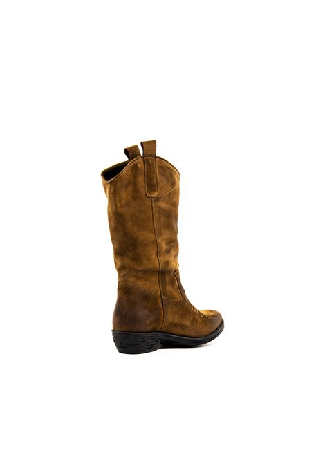 NUOVA CUOIERIA | Stivali | Z213CAM.INGR-CUOIO