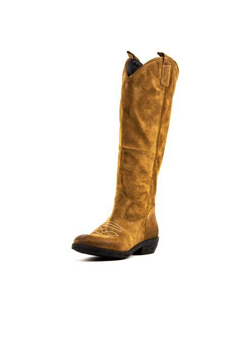 NUOVA CUOIERIA | Stivali | Z219CAM INGR--CUOIO