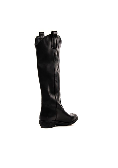 NUOVA CUOIERIA | Stivali | Z219VIT-NERO