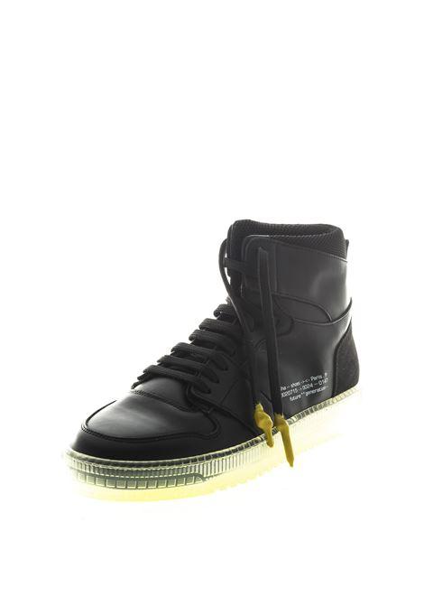 PHA SNEAKER MID KAL NERO PHA | Sneakers | KAL2PELLE-BLACK