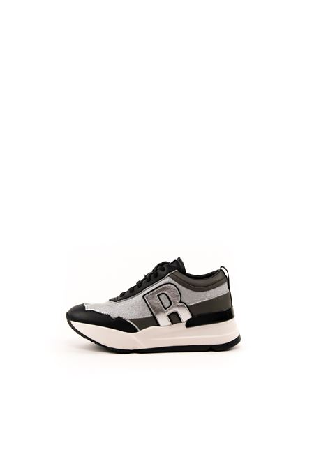 RUCOLINE SNEAKER LISA SILVER RUCOLINE | Sneakers | 4041LISA SILVER-CDF