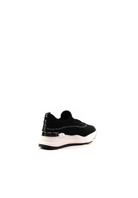 RUCOLINE SNEAKER LYCRA LOGO NERO RUCOLINE | Sneakers | 4070LYCRA LOGO-NERO