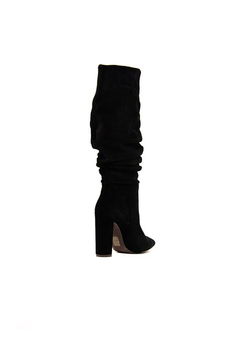 t100 STEVE MADDEN | Stivali | WAGGERMICROSUEDE-BLK