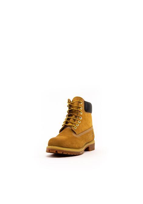 Timberland anfibio premium giallo TIMBERLAND | Anfibi | C10061NUB-YELLOW