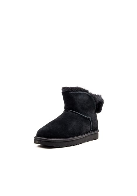 UGG MINI BLING NERO UGG | Tronchetti | MINI BLINGMONT-BLACK