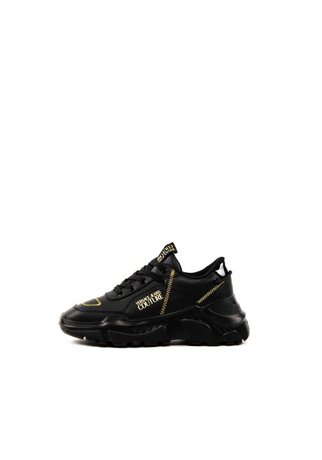 VERSACE JEANS COUTURE SNEAKER SPEED NERO VERSACE JEANS COUTURE | Sneakers | BSC1DIS1-M27