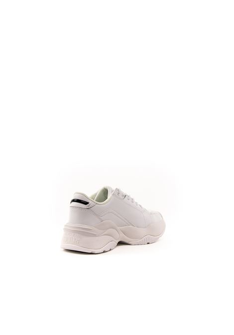 VERSACE JEANS COUTURE SNEAKER PELLE BIANCO VERSACE JEANS COUTURE | Sneakers | BSI3DDIS3-003