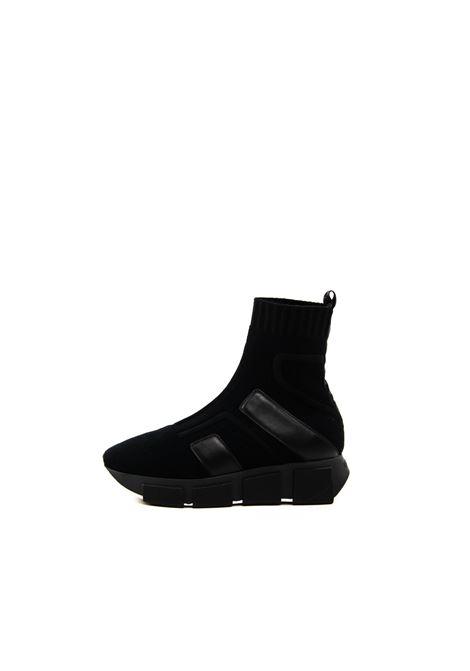 VIC MATIÉ SNEAKER RIPSTOP NERO VIC MATIÈ | Sneakers | 7800SPORTOP-101