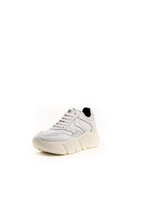 Sneaker Monster pelle bianco VOILE BLANCHE | Sneakers | 2014229MONSTER-N01