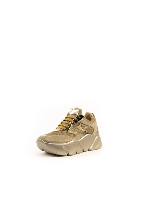 VOILE BLANCHE SNEAKER MONSTER PLATINO VOILE BLANCHE | Sneakers | 2014229MONSTER-Q06