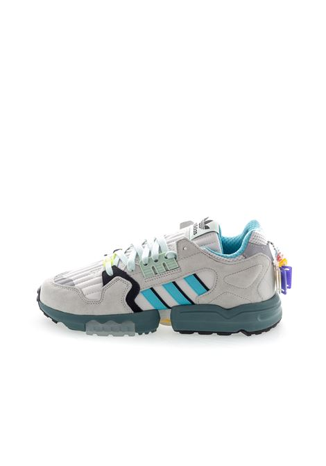 Adidas sneaker zx torsion bianco/blu ADIDAS | Sneakers | EF4344ZX TORSION-WHT/BLU