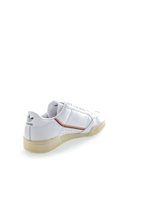 Adidas sneaker continental bianco/arancione ADIDAS | Sneakers | EF5991CONTINENTAL90-WHT/ORAN