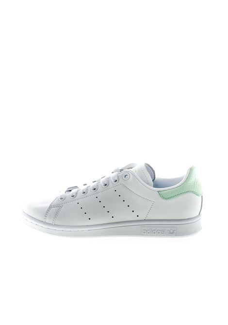 Adidas sneaker stan smith bianco/tiffany ADIDAS | Sneakers | EF6876STAN SMITH-WHT/TIFFANY