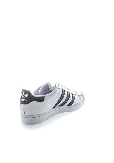Adidas sneaker superstar bianco/nero ADIDAS | Sneakers | EG4958SUPERSTAR-WHT/BLK