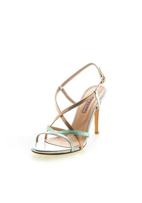 Sandalo combo acquamrina t100 ALBANO | Sandali | 4033COMBO-ACQUAMARINA
