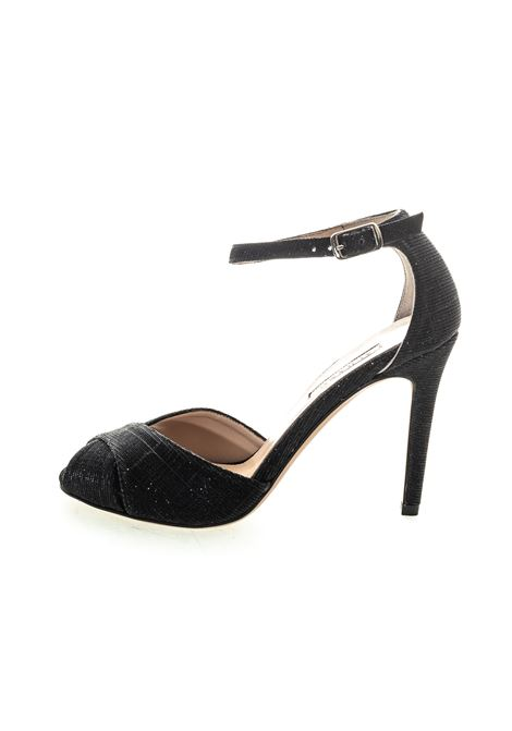 Albano sandalo glitter night t100 nero ALBANO | Sandali | 4048NIGHT-NERO