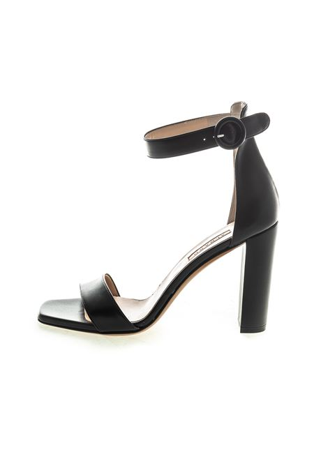 Albano sandalo cinturino t100 nero ALBANO | Sandali | 4055SOFT-NERO