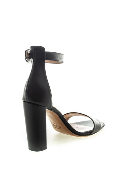 Sandalo cinturino t100 nero ALBANO | Sandali | 4055SOFT-NERO