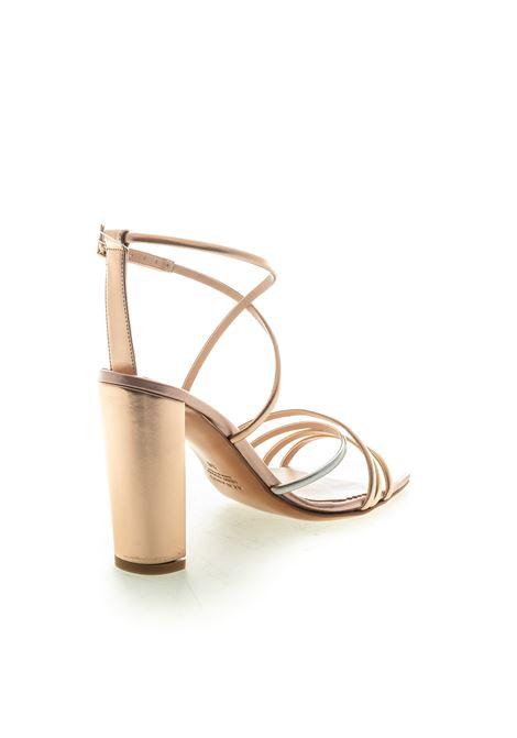 Albano sandalo incrocio t100 rame multicolor ALBANO | Sandali | 4227MET-RAME/ARG/PLAT