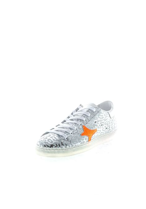 Ama Brand Sneaker maculato argento AMA BRAND DELUXE | Sneakers | 1501LAM-SILVER