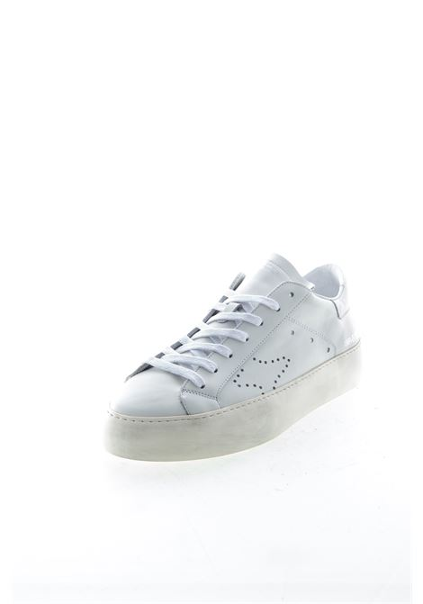 Ama Brand sneaker pelle bianco AMA BRAND | Sneakers | 1520PELLE-BIANCO
