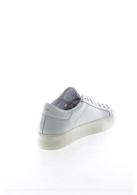Ama Brand sneaker pelle bianco AMA BRAND DELUXE | Sneakers | 1520PELLE-BIANCO